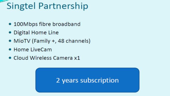 Singtel Partnership